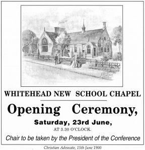 Opening Ceremony SmallWhitehead