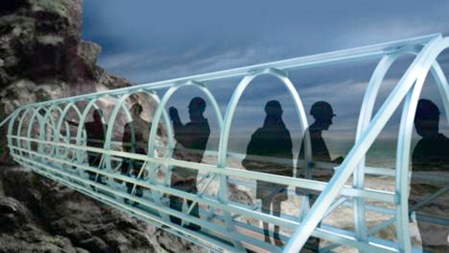 Plans for Gobbins Path